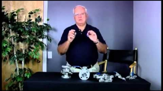 PBM Valve for Gas and Oil Industry Part #1 with Jerry Foley