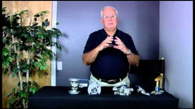 PBM Valve for Gas & Oil Industry Part #1 with Jerry Foley.wmv